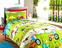 construction bedding set ruction bedding set for toddlers beautiful toddler farm animals full zone size cat