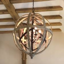 chandelier appealing extra large orb chandelier large wooden orb chandelier light hinging wall wood classic
