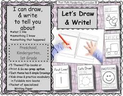 i can draw and write to represent ideas let s draw series