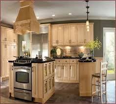 Kitchen, Awesome Brown Rectangle Modern Wood Kitchen Designs On A Budget  Varnished Design: Kitchen ...
