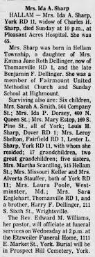 grandmother ida sharp - Newspapers.com
