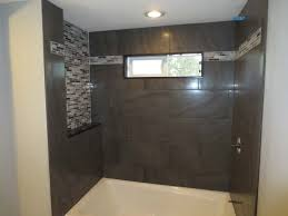 Part Tiled Bathrooms Tile Bathroom Tub With Window Time Lapse Youtube
