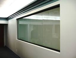 lcd privacy smart glass wall partition slider 6