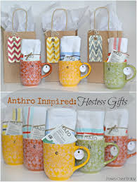 diy anthro inspired baby shower hostess gifts fawn over baby