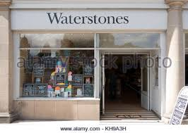 A Waterstone s book store on New Row Covent Garden London WC2