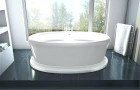 kohler archer drop in tub bathtubs idea tubs home depot oval a112