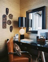 office decor for men. wonderful modern elegant style office decorating ideas for men with leather brown chair furniture and glossy decor
