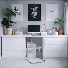 ikea office decor. Ikea Work Desk Decor Color Ideas For Charming Workspace Goals DŸ\u0027ˆworkspacegoals Instagram Photos And Office O