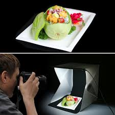 easy go mini portable studio light tent easygo with led light miyamondo