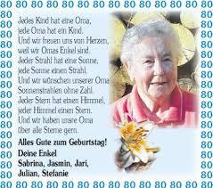 Zum 80 Geburtstag Oma Oma Liebe Geburtstagsglückwünsche