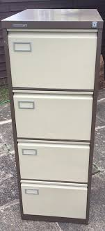 roneo vickers 4 drawer filing cabinet