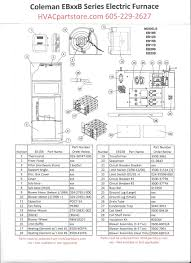 goodman furnace parts. goodman electric furnace wiring diagram with eb15bparts parts