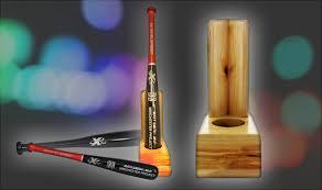 Baseball Bat Display Stand Mesmerizing Mini Bat Stand X Bats The Worldwide Leader In Custom Baseball Bats