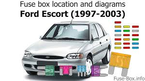 2003 zx2 fuse box wiring diagram host fuse box location and diagrams ford escort 1997 2003 2003 zx2 fuse box