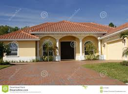 exterior paint colors red tile roof. yellow house with red roof   neat home white columns, tile exterior paint colors o