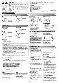jvc kd r610 wiring diagram jvc image wiring diagram search jvc kdg user manuals manualsonline com on jvc kd r610 wiring diagram