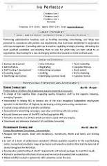 recruitment consultant cv recruitment consultant cv template cvs and resume template flickr