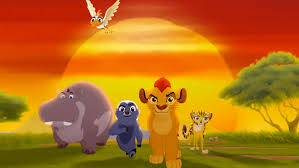 Small Picture The Lion Guard Printables with Beshte Kion and Other Characters