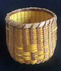 BARN - Basketry: Calendula Basket with Polly Adams Sutton -- back by  Popular Demand!