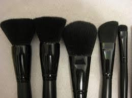 review elf powder brush makeup brushes