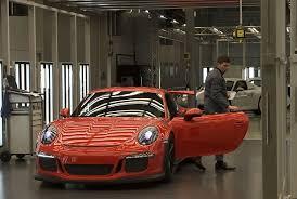 porsche new car releasePorsche 911 GT3 RS Facelift Spied Ahead of 2018 Release Heres