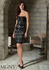 Delicate Lace Cocktail Dress In Thing Id
