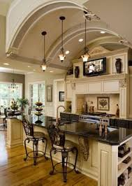 french country kitchen designs photo gallery. Lights, Arch Ceiling, Kitchen Island And Tv French Country Designs Photo Gallery