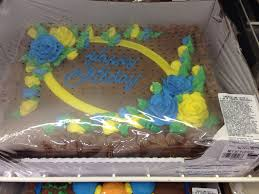 Costco sheet cake Spring easter Pinterest