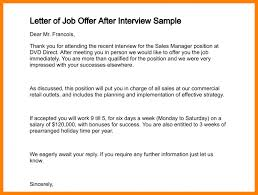 6 Job Rejection Letter After Interview Paige Sivierart