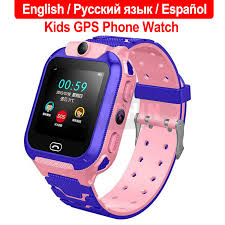 2019 New Waterproof Q12 <b>Smart Watch</b> Multifunction Children ...
