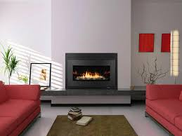 image of ventless gas fireplace inserts