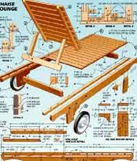 Over 100 Free Outdoor Woodcraft Plans at AllCraftsnet