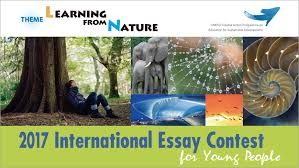 international essay contest for young peopleeco schools   2017 international essay contest for young peopleeco schools n islands