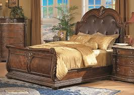 5146 sleigh bed 1