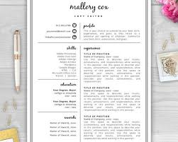 breakupus mesmerizing resume wizard cv resume template examples breakupus fair ideas about resume design resume cv template delectable mallory cox is