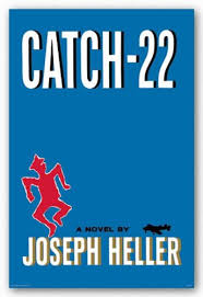 joseph er catch 22 book cover art poster print 24x36 education poster print
