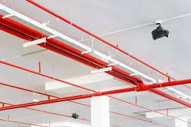fire sprinkler system installation services