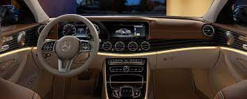 That all changes today as we were able to find fully revealing images of. 2019 Mercedes Benz E Class Interior Mercedes Benz Of St Louis