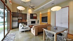 small kitchen living room combo home design ideas