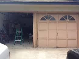 two car garage doorConverting A Two Car Door Into One  Garage Door Repair Austin TX