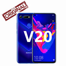 <b>Original HUAWEI Honor</b> View 20 Smartphone Honor V20 Android 9 ...