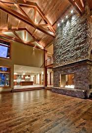 lighting cathedral ceiling. Cathedral Ceilings Pictures Awesome Stone Fireplace Design Accent Lighting Ceiling Wood Flooring For .