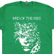 best lord of the flies images the fly lord and lord of the flies t shirt book vintage soft cool shirts rings novel reading writer mens