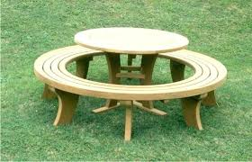 round wood outdoor table. Modren Wood Round Wooden Garden Table And Chairs Full Image For  Tops Wood  For Round Wood Outdoor Table