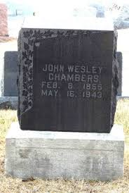 John Wesley Chambers (1855-1943) - Find A Grave Memorial