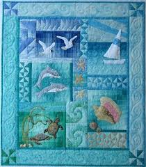 Beach Themed Bedding Australia By The Sea Wall Quilt Pattern By ... & Beach Themed Bedding Australia By The Sea Wall Quilt Pattern By  Donnaburkholder On Etsy 2500 Beach Themed Quilts Sets Beach Themed Bedding  Uk | Pinterest ... Adamdwight.com