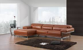 contemporary leather sofa sleeper. italian style brown luxury leather sofa bed with adjustable headrest modern contemporary sleeper
