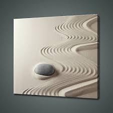 relaxing rock zen spa sand bathroom