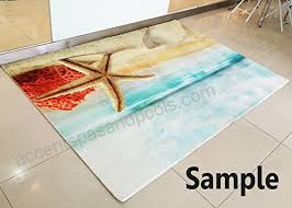 interestprint old wooden with basketball court area rugs carpet 7 x 5 feet wooden basketball court
