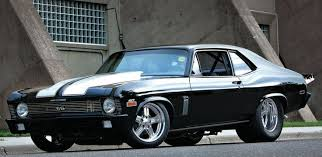 Super Bad Chevy Nova Ss Had A Boyfriend In The Who Had